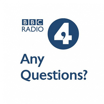 BBC Radio 4 Any Questions? Logo