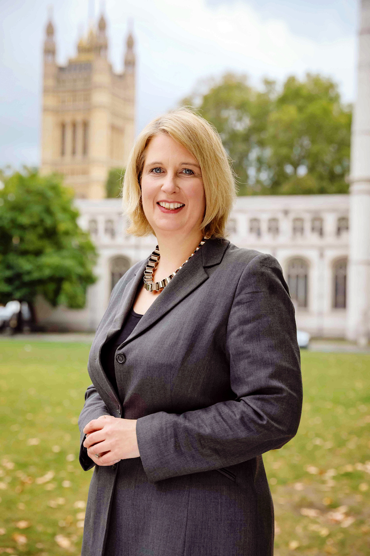 Photo of Katherine Fletcher MP